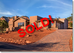 Sedona area New Home for Sale - 25 Clearwater Circle - Village of Oak Creek